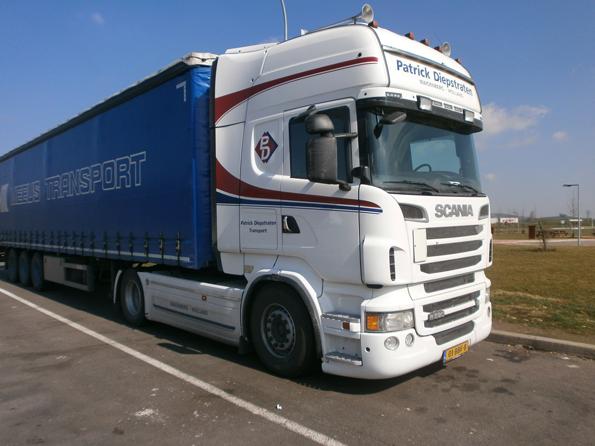 diploma transport ondernemer